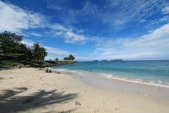 Vista in Sabah, Malesia fotografia stock