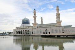 Vista in Sabah, Malesia fotografie stock