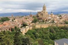 Vista Salamanca Fotografie Stock Libere da Diritti