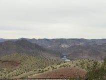 Vista scenica del Nevada fotografia stock libera da diritti