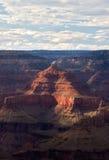 Vista scenica di grande canyon Immagine Stock Libera da Diritti