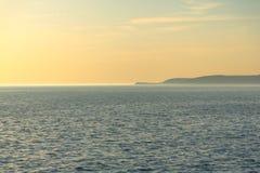 Vista scenica di piccola isola immagine stock libera da diritti