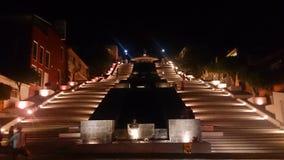 Vista scenica di Tlaxcala immagine stock
