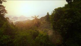 Vista scenica su Sugar Loaf Mountain Fotografia Stock Libera da Diritti