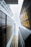 Vista skyward Imagens de Stock
