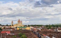 Catedral de Granada Foto de Stock