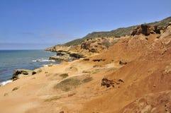 Vista sobre o Oceano Pacífico Fotos de Stock Royalty Free