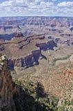 Vista sopra Grand Canyon Immagini Stock