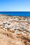 Vista sopra la baia di Baracoa/Cuba Immagine Stock