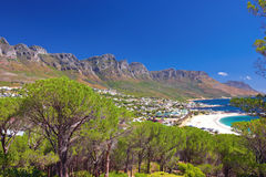 Vista from South Africa Stock Photo