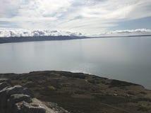Vista splendida del mare Fotografia Stock Libera da Diritti