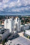Vista a Stoccolma Fotografia Stock
