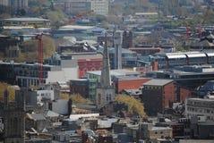 Vista su Bristol Fotografia Stock