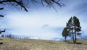 Vista su Cerro grande Fotografia Stock Libera da Diritti