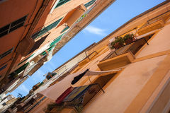 Vista su Palma de Mallorca Immagine Stock Libera da Diritti