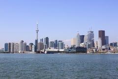 Vista su Toronto Fotografia Stock Libera da Diritti