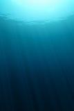 Vista subaquática Fotografia de Stock Royalty Free