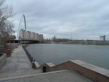 Vista sul fiume immagini stock libere da diritti