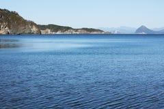 Vista sul mare Immagine Stock