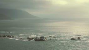 Vista sul mare archivi video