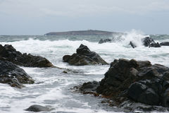 Vista sul mare 1 Immagine Stock Libera da Diritti