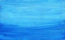 Vista sul mare astratta illustrazione vettoriale