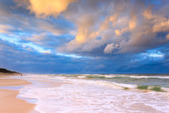 Vista sul mare australiana Fotografie Stock Libere da Diritti