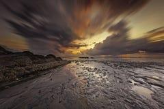 Vista sul mare di Hilton Head Island Fotografie Stock