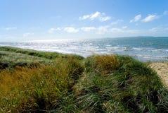 Vista sul mare di primo mattino immagini stock libere da diritti