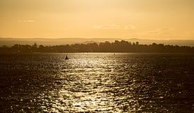 Vista sul mare di Sydney Immagine Stock