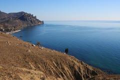 Vista sul mare. Foto 3376 Fotografie Stock Libere da Diritti