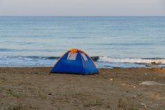Vista sul mare pacifica Fotografie Stock