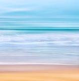 Vista sul mare vaga di Wave immagini stock libere da diritti