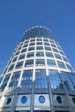 Vista sulla costruzione dell'alta carica Immagini Stock Libere da Diritti
