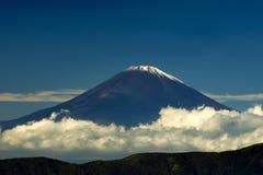 Vista sulla montagna di Fuji Immagine Stock Libera da Diritti