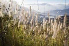 Vista sulle montagne dell'isola di Gran Canaria, Spagna Immagine Stock Libera da Diritti