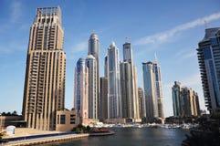 Vista superior de Dubai EMIRATOS ÁRABES UNIDOS Imagenes de archivo