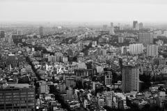 Vista superior de la ciudad de Ho Chi Minh en Vietnam Fotografía de archivo libre de regalías