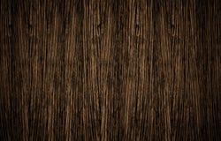 Vista superior de la superficie de madera marrón fotografía de archivo