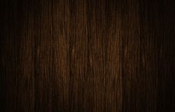 Vista superior de la superficie de madera marrón foto de archivo libre de regalías