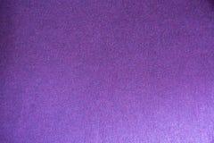 Vista superior de la tela de lana violeta del jersey Imagenes de archivo
