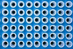 vista superior de las extremidades de la pipeta Imagen de archivo libre de regalías