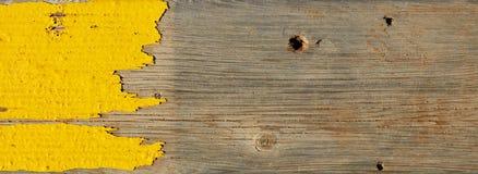 Vista superior de pranchas de madeira fotografia de stock