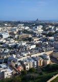 Vista superior de Rabat foto de stock