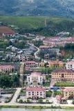Vista superior de Sapa, Vietnam Imagem de Stock Royalty Free