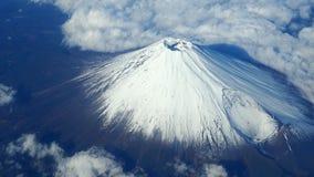 Vista superior del Mt fuji fotografía de archivo libre de regalías