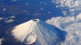 Vista superior do Mt fuji Fotografia de Stock