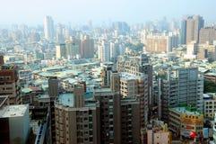 Vista superior Taiwan Fotografia de Stock