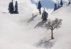 Vista superiore dalla gondola di Gulmag fotografia stock libera da diritti