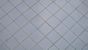 Vista superiore del fondo di struttura del pavimento Tiled immagini stock libere da diritti